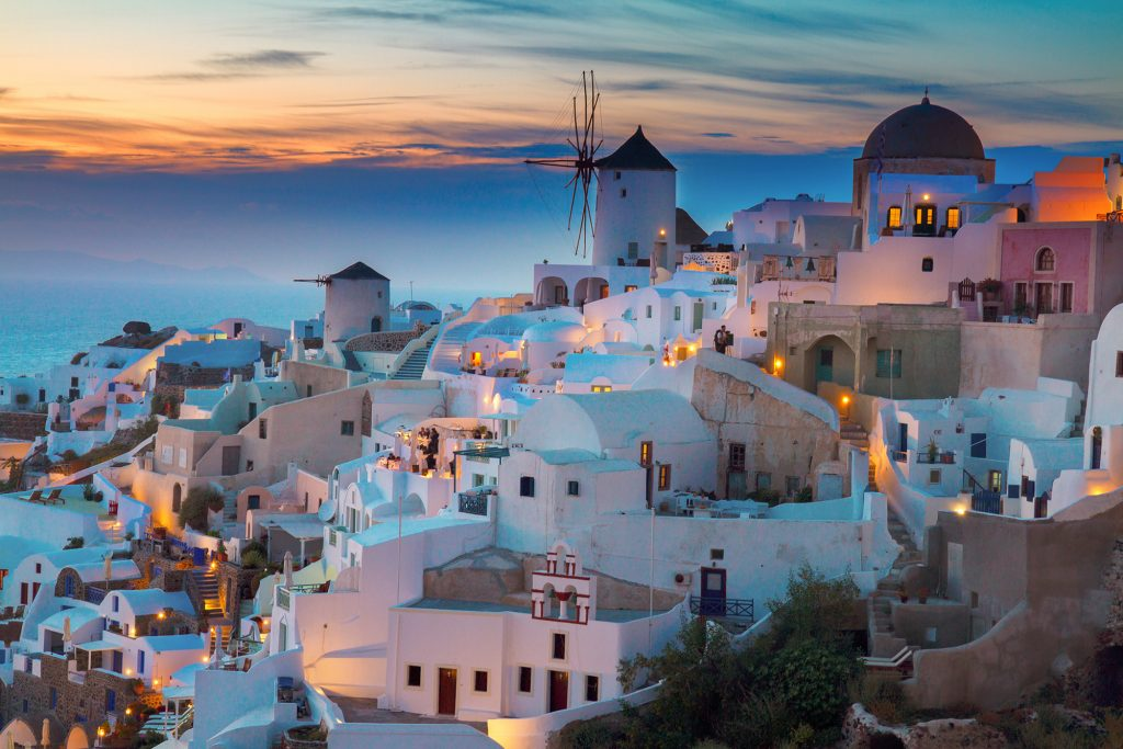 Santorini Yoga Retreat 2019