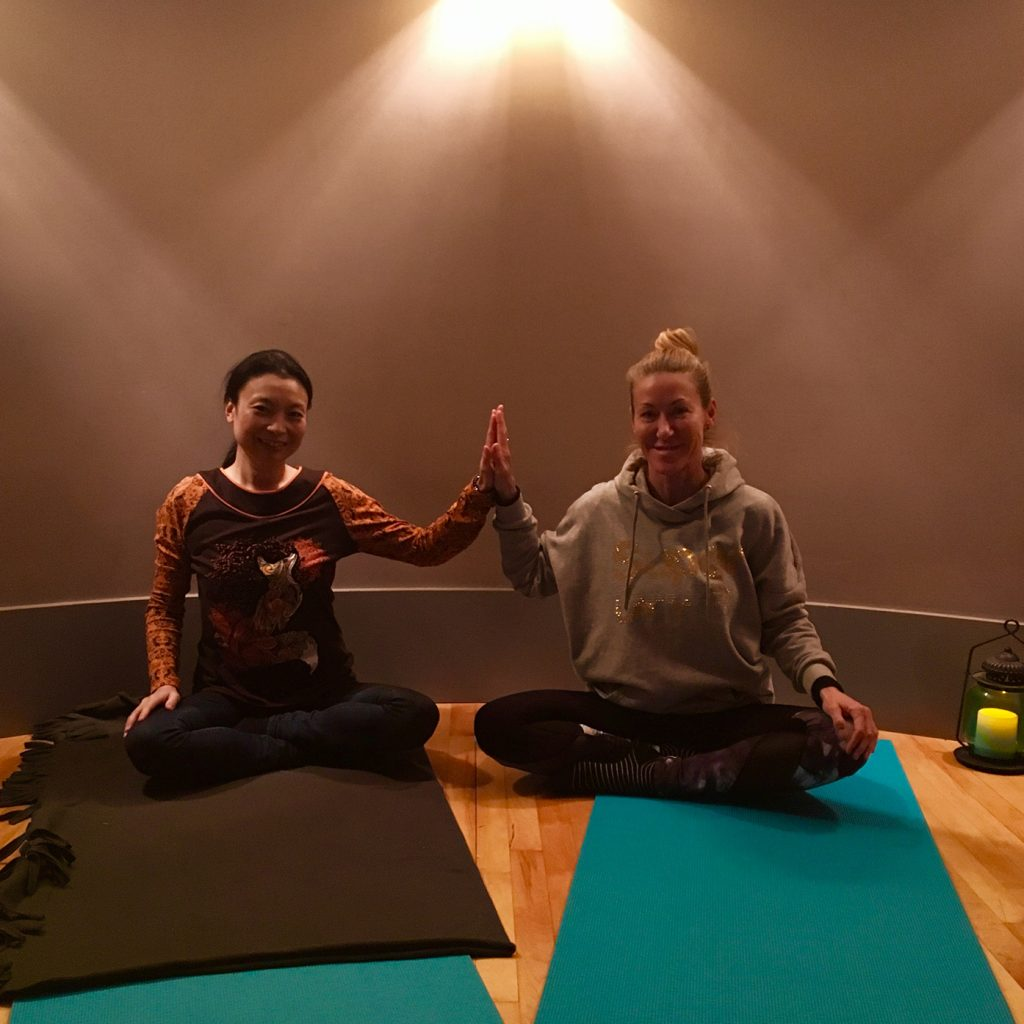 Private Yoga Classes Wallasey