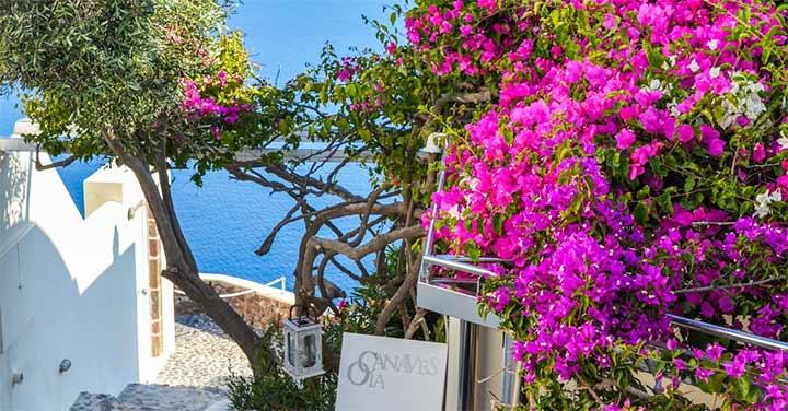 Yoga Retreat Santorini