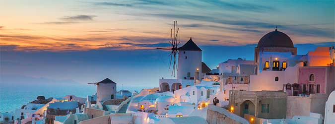 Santorini Yoga Retreat
