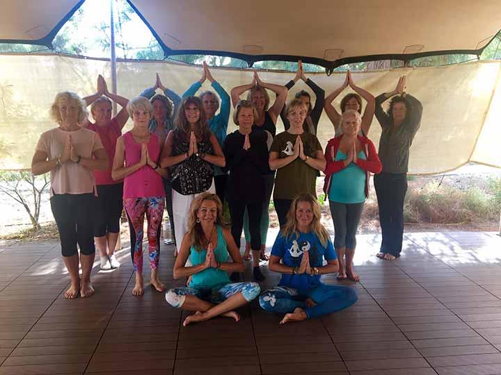 Santorini Greece Yoga Retreat for 2020