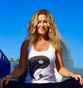 Dr Amanda Bowen Yin Yoga teacher