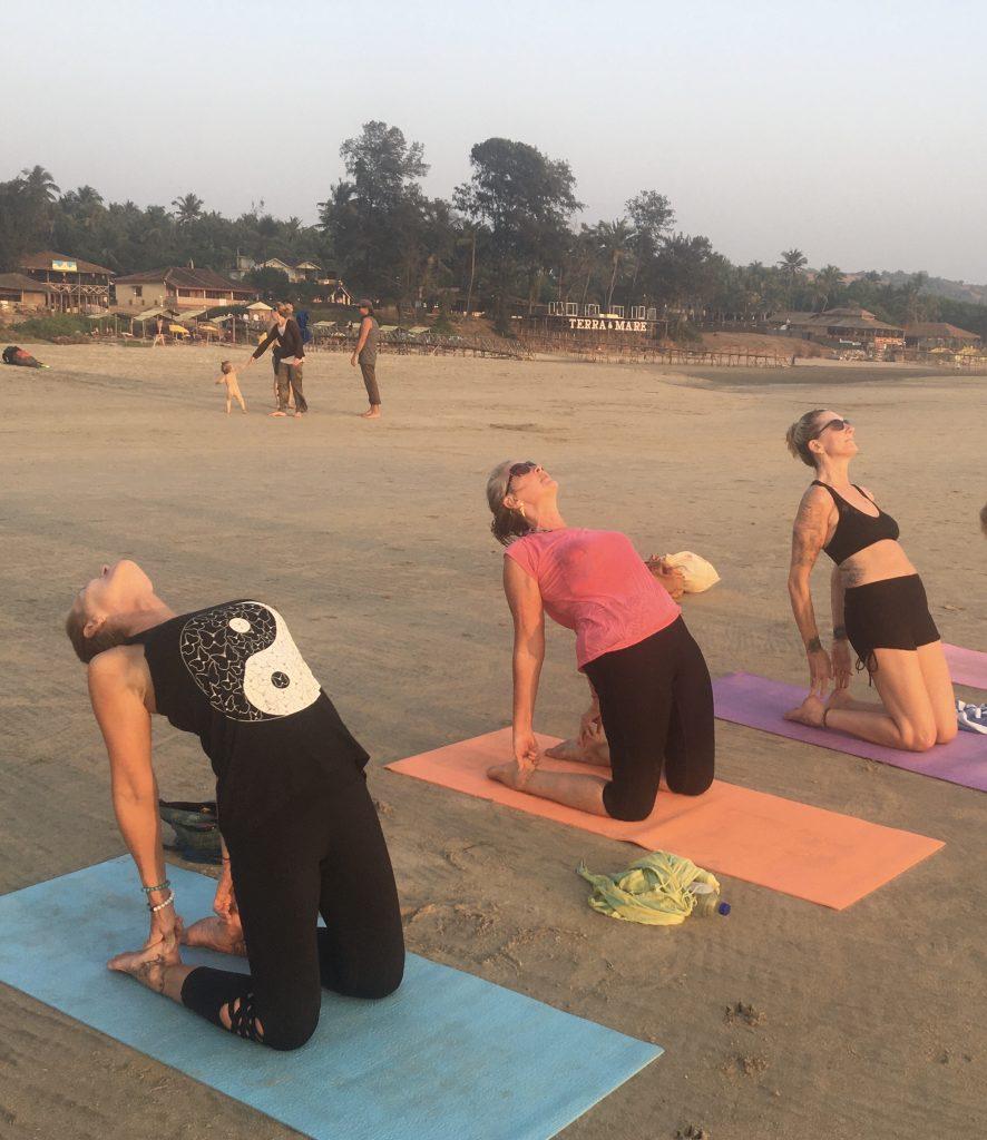Goa Yoga Retreat 2022 1