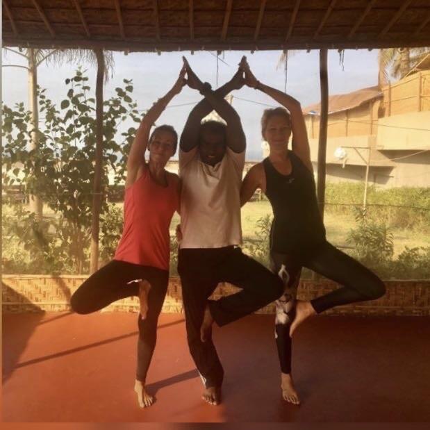 Goa Yoga Retreat 2022 2